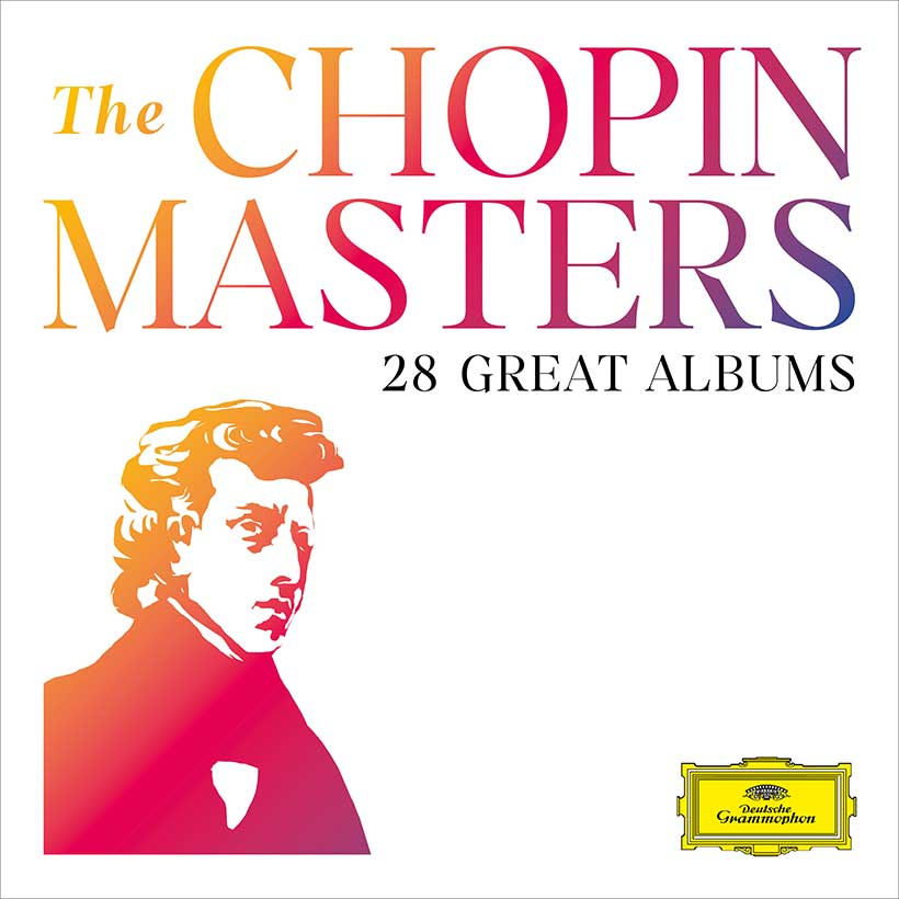 The Chopin Masters cover