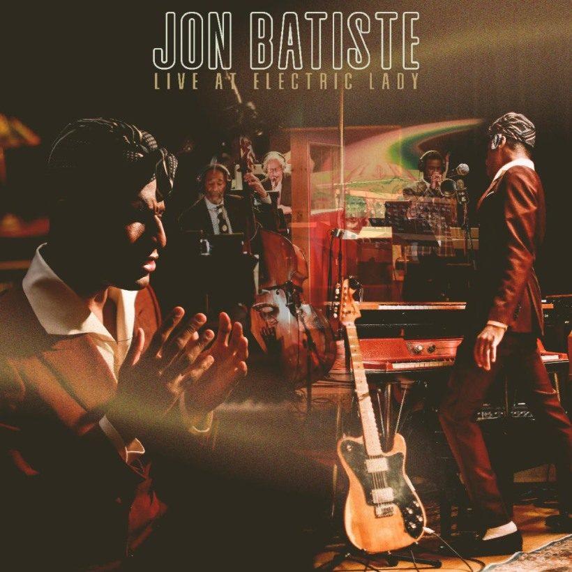 Jon Batiste Electric Ladyland