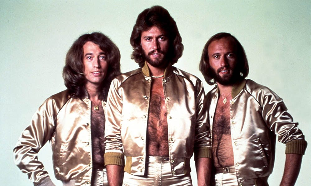 Bee Gees, the group behind one of the best albums of 1977