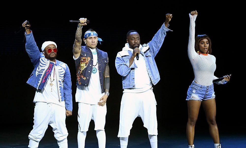 Black Eyed Peas in 2020