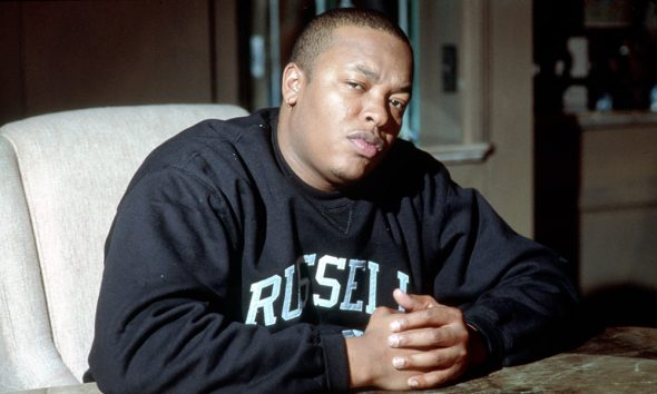 Dr. Dre, artist behind one of the best 1992 albums