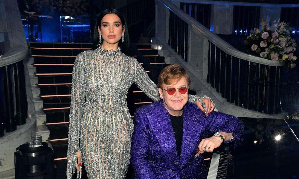Elton-John-Dua-Lipa-Cold-Heart-Video