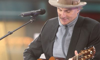 James Taylor 2007 GettyImages 106182054