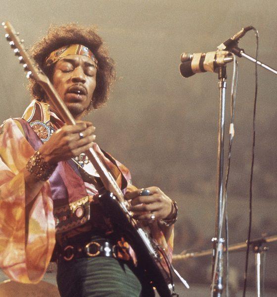 Best Guitarists - Jimi Hendrix