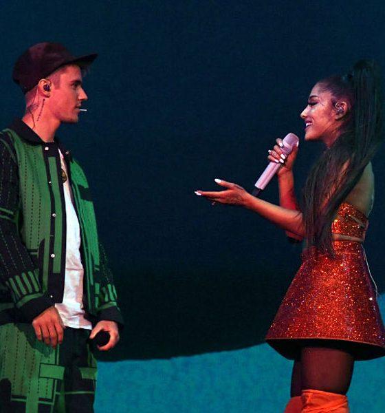 Justin-Bieber-Ariana-Grande-Stuck-With-U-Charity