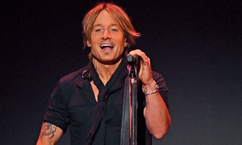 Keith Urban GettyImages 1313208752