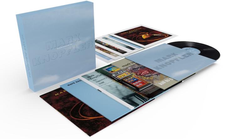 Mark Knopfler box set packshot