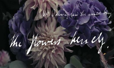Max Richter Flowers of Herself - image of flowers