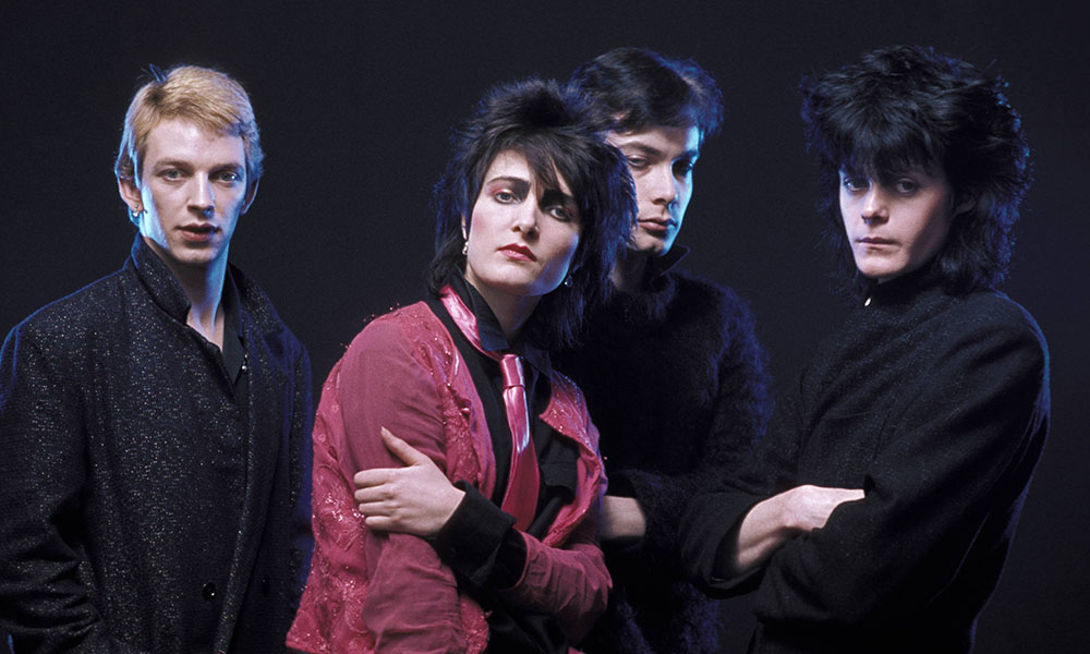 Siouxsie and the Banshees, a group behind one of the best albums of 1982