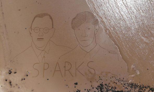 Sparks-Simon-Beck-Drawing-Somerset-Beach