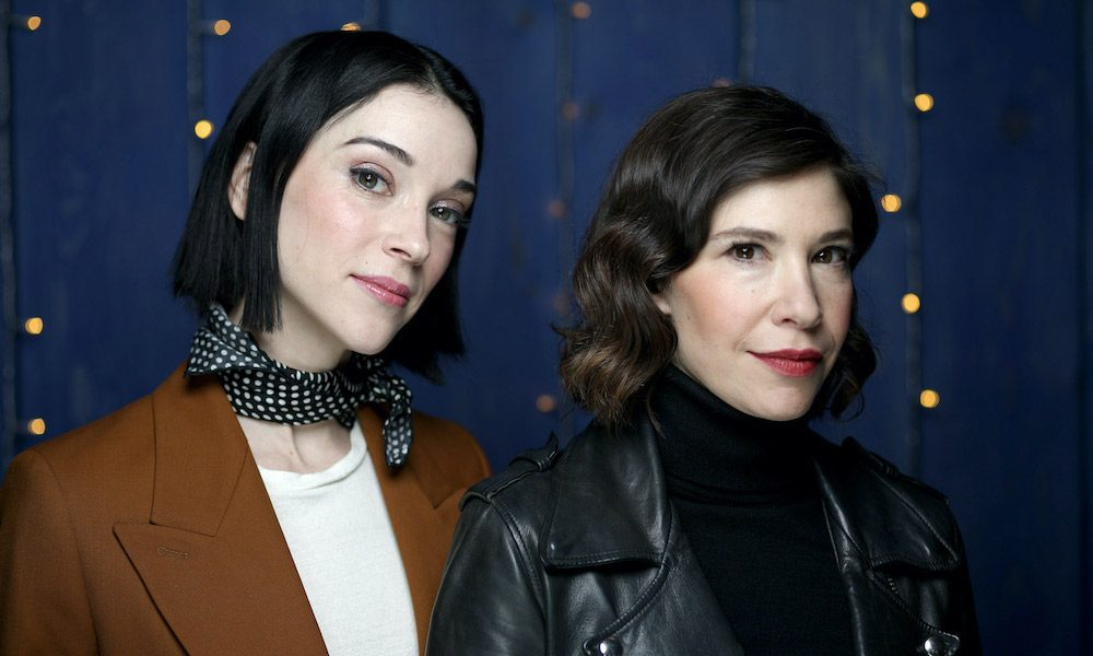 St. Vincent and Carrie Brownstein Nowhere Inn