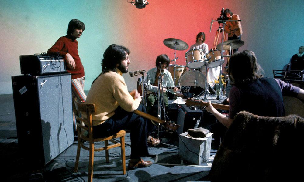 The Beatles Let It Be Press Shot PC Jeremy Neech