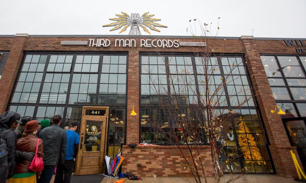 Third Man Records GettyImages 498987560