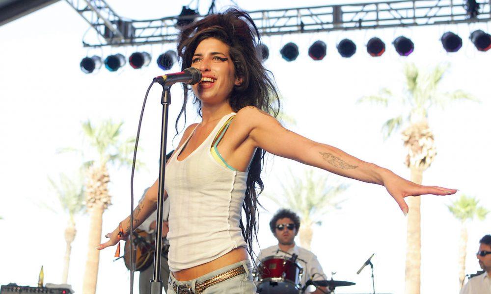 Amy Winehouse - Photo: Gary Miller/FilmMagic
