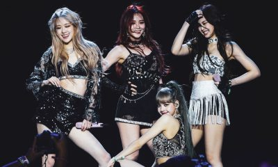 BLACKPINK Sour Candy - Photo: Photo: Rich Fury/Getty Images