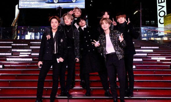BTS - Photo: Eugene Gologursky/Getty Images for Dick Clark Productions