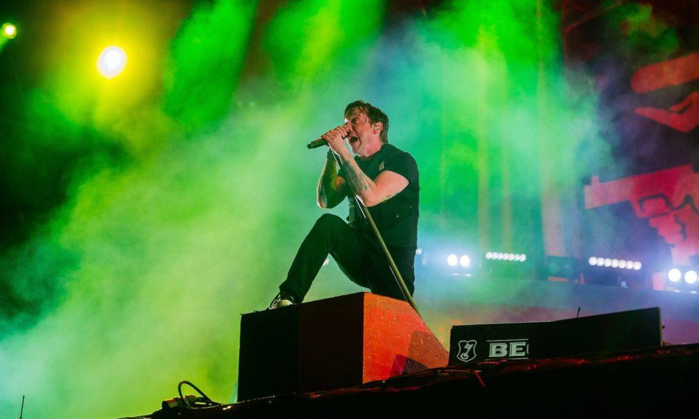 Billy Talent - Photo: Thomas Niedermueller/Redferns
