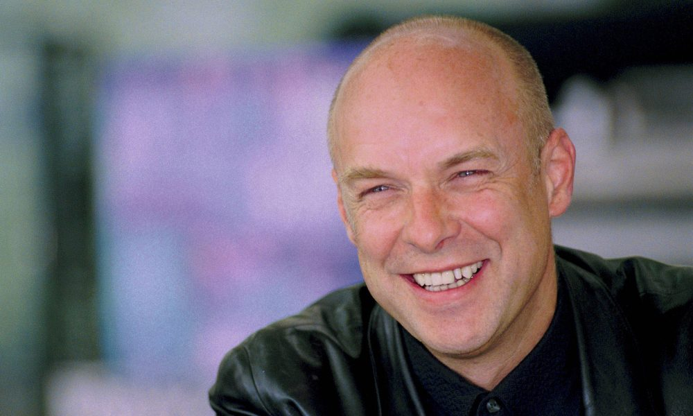 Brian Eno - Photo: Nicky J Sims/ Redferns