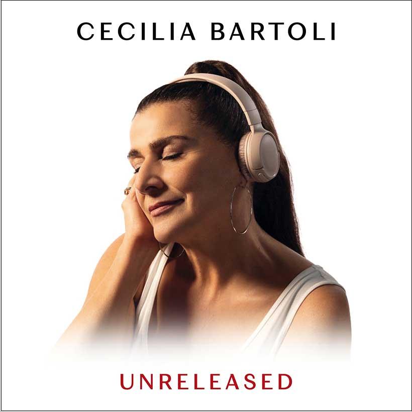 Cecilia Bartoli Unreleased cover