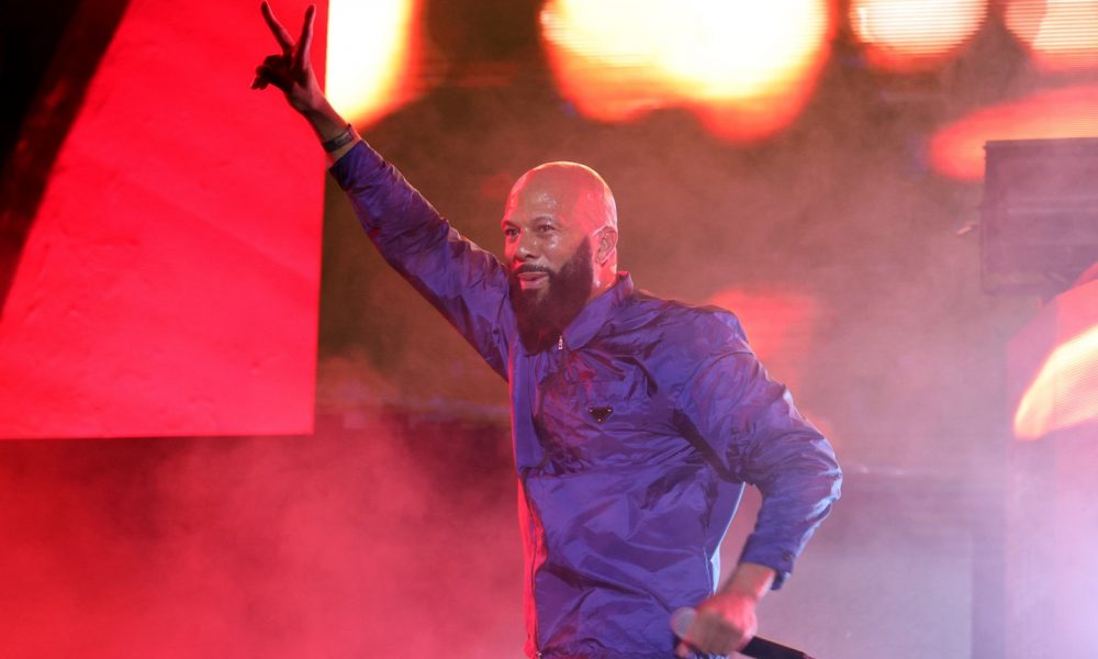 Common - Photo: Theo Wargo/Getty Images
