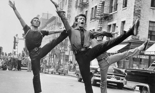 Dance Scene from West Side Story