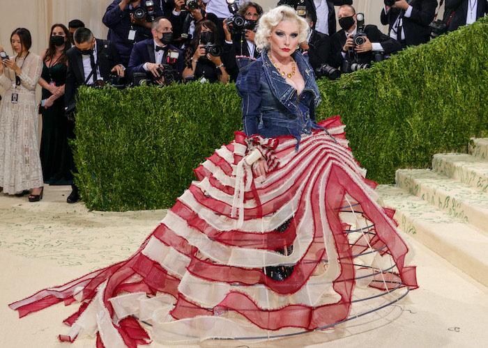 Debbie Harry Met Gala - Photo: Theo Wargo/Getty Images