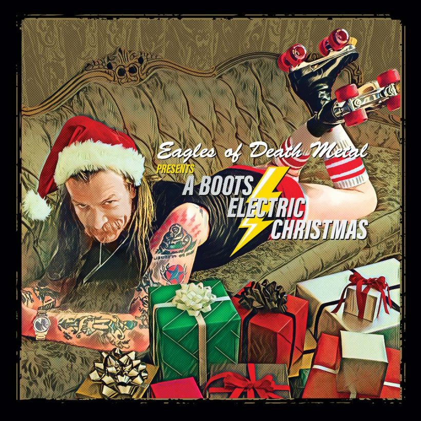 Eagles of Death Metal Presents A Boots Electric Christmas - Artwork: UMG
