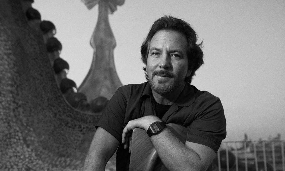 Eddie Vedder - Photo: Danny Clinch