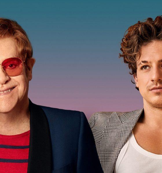 Elton John & Charlie Puth - Photo courtesy of EMI Records