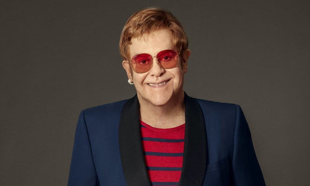 Elton John photo: Gregg Kemp