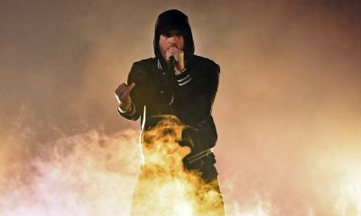 Eminem Last One Standing - (Photo: Kevin Winter/Getty Images for iHeartMedia