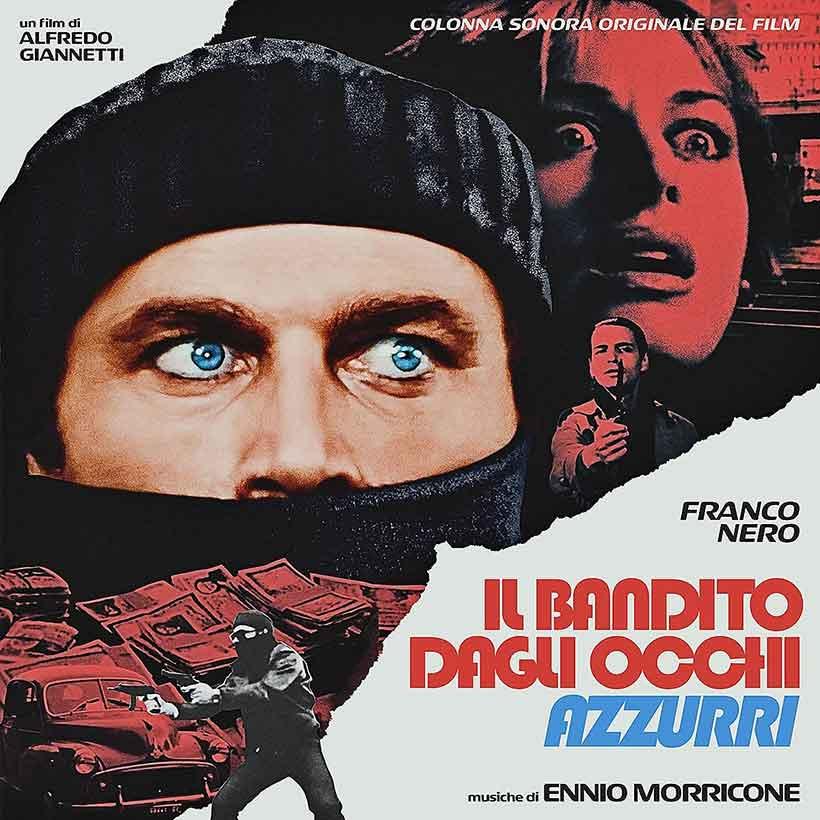 Ennio Morricone The Blue-Eyed Bandit cover