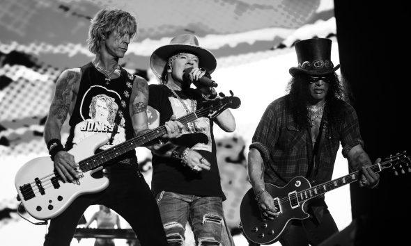 Guns N Roses - Photo: Katarina Benzova