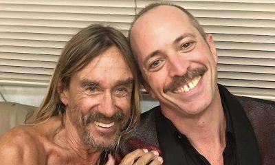 Iggy Pop and Matt Sweeney - Photo; Matt Sweeney
