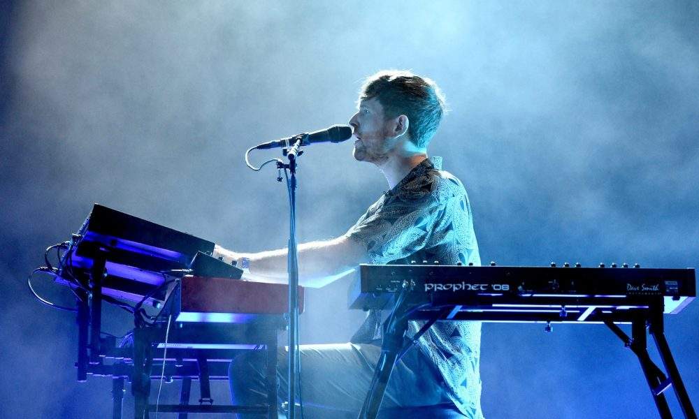 James Blake - Photo: Kevin Mazur/Getty Images for Roc Nation