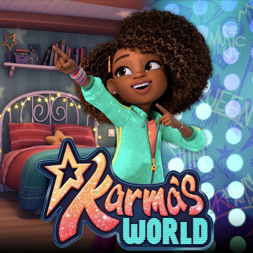 Karma's World - Artwork: UMG