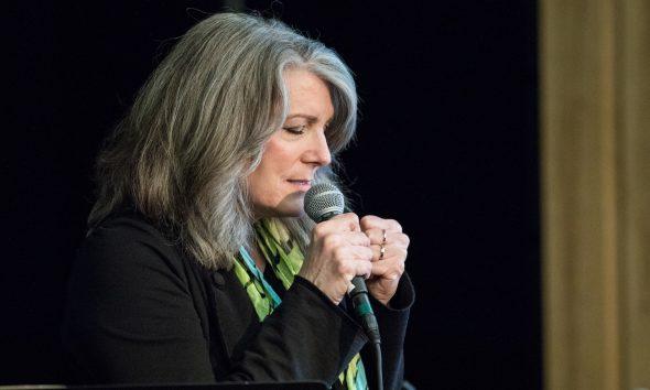 Kathy Mattea photo: Danielle Del Valle/Getty Images