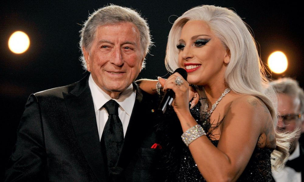 Lady Gaga and Tony Bennett - Photo: Lester Cohen/WireImage