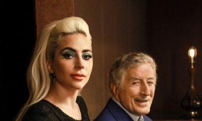 Lady Gaga and Tony Bennett - Photo: Courtesy of Interscope