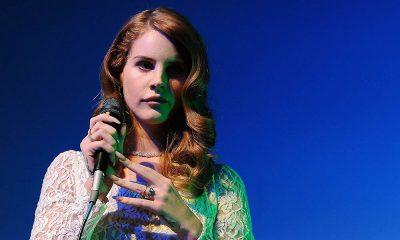 Lana Del Rey, singer of Summertime Sadness