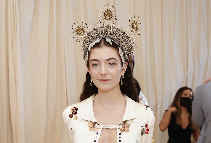 Lorde Met Gala - Photo: Arturo Holmes/MG21/Getty Images