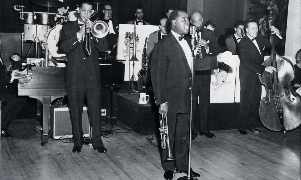 Louis Armstrong photo: Harrison/Getty Images
