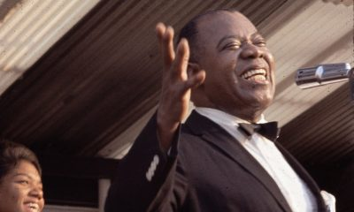 Louis Armstrong photo: Jack Bradley, courtesy of the Louis Armstrong House Museum