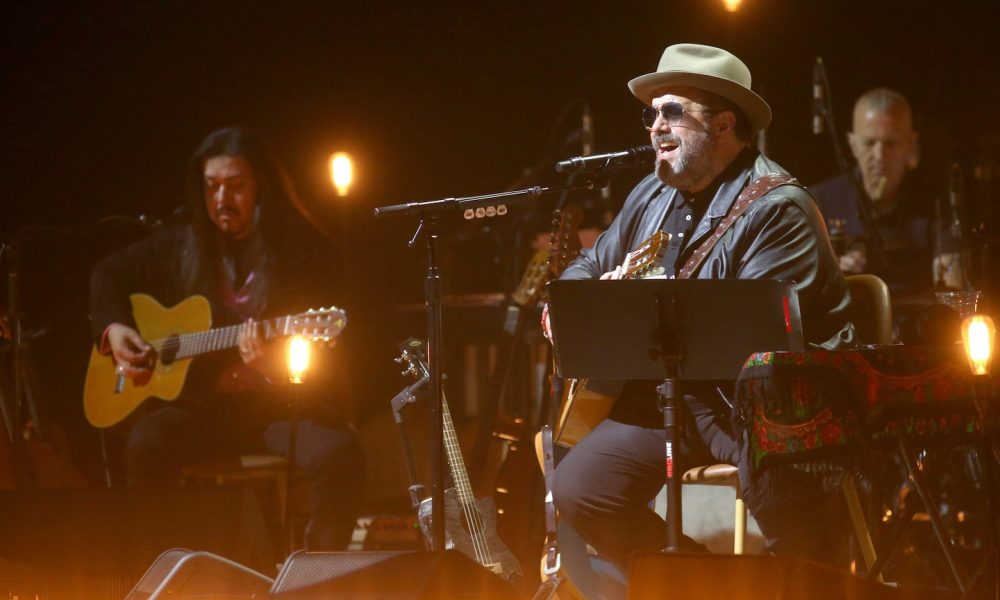 The Mavericks perform live in Austin, TX in April 2021. Photo: Gary Miller/WireImage