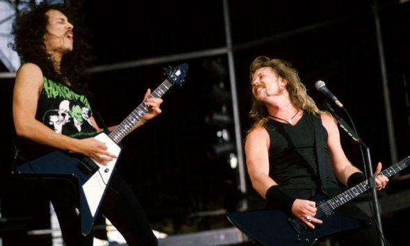 Metallica - Photo: Mick Hutson/Redferns