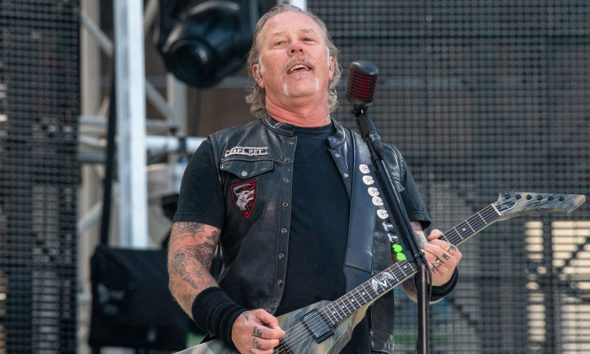 Metallica - Photo: Julia Reinhart/Getty Images
