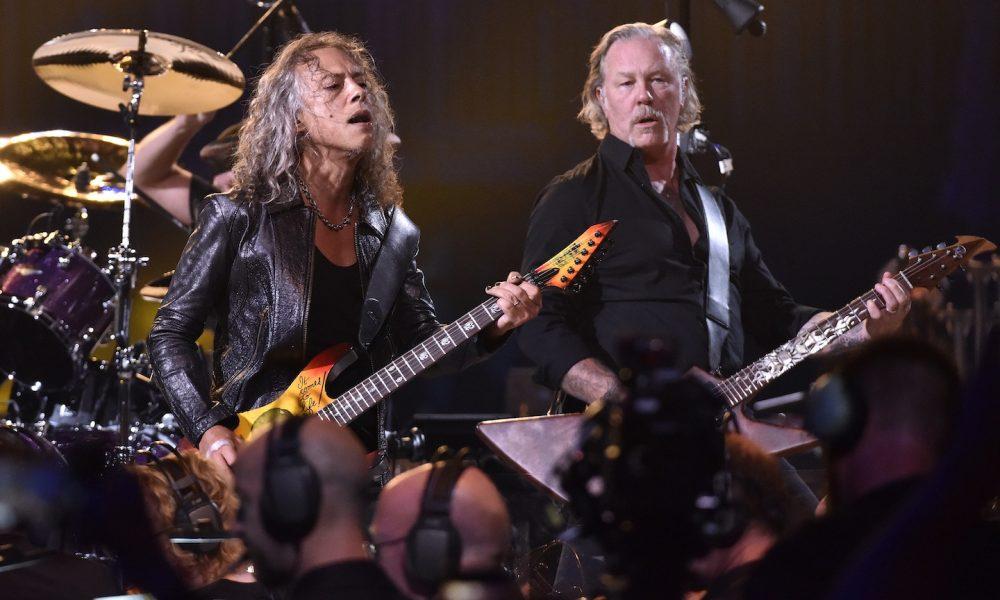 Metallica - Photo: Tim Mosenfelder/Getty Image