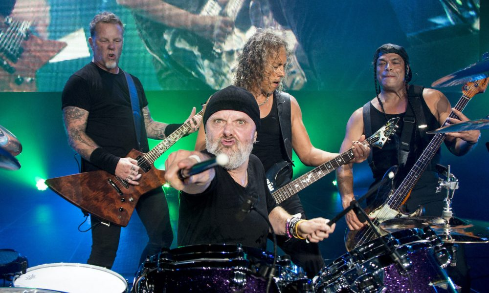 Metallica - Photo: Jeff Yeager/Metallica/Getty Images
