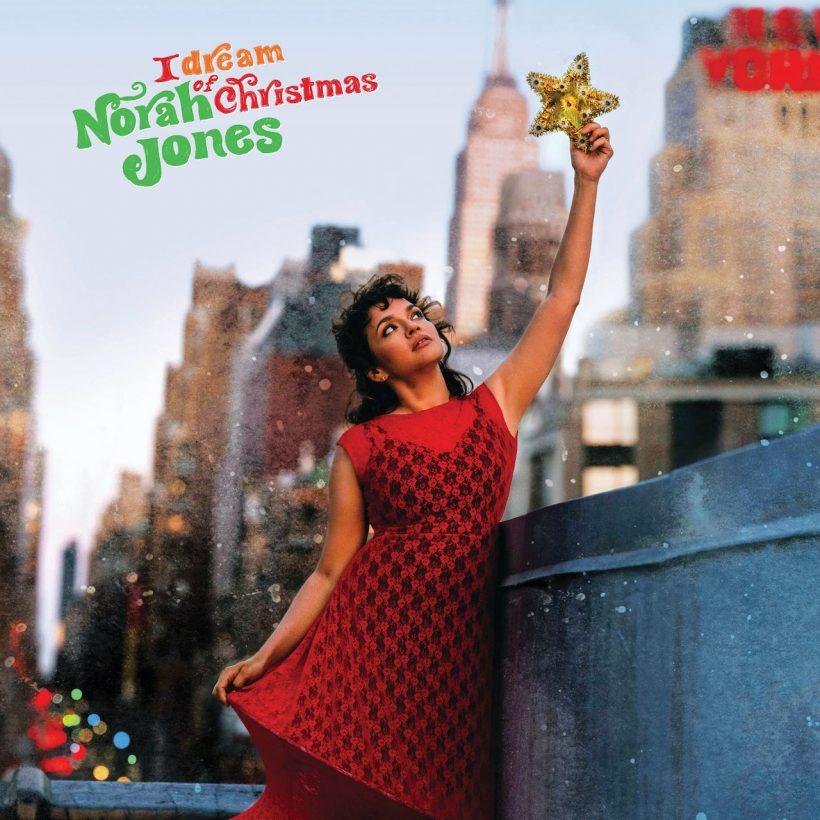 Norah Jones I Dream Of Christmas - Artwork: Blue Note Records