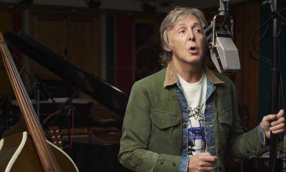 Paul McCartney photo: Mary McCartney